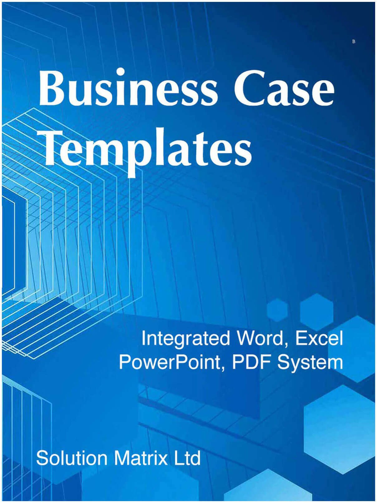 Buy the ebook Business Case Templates Package