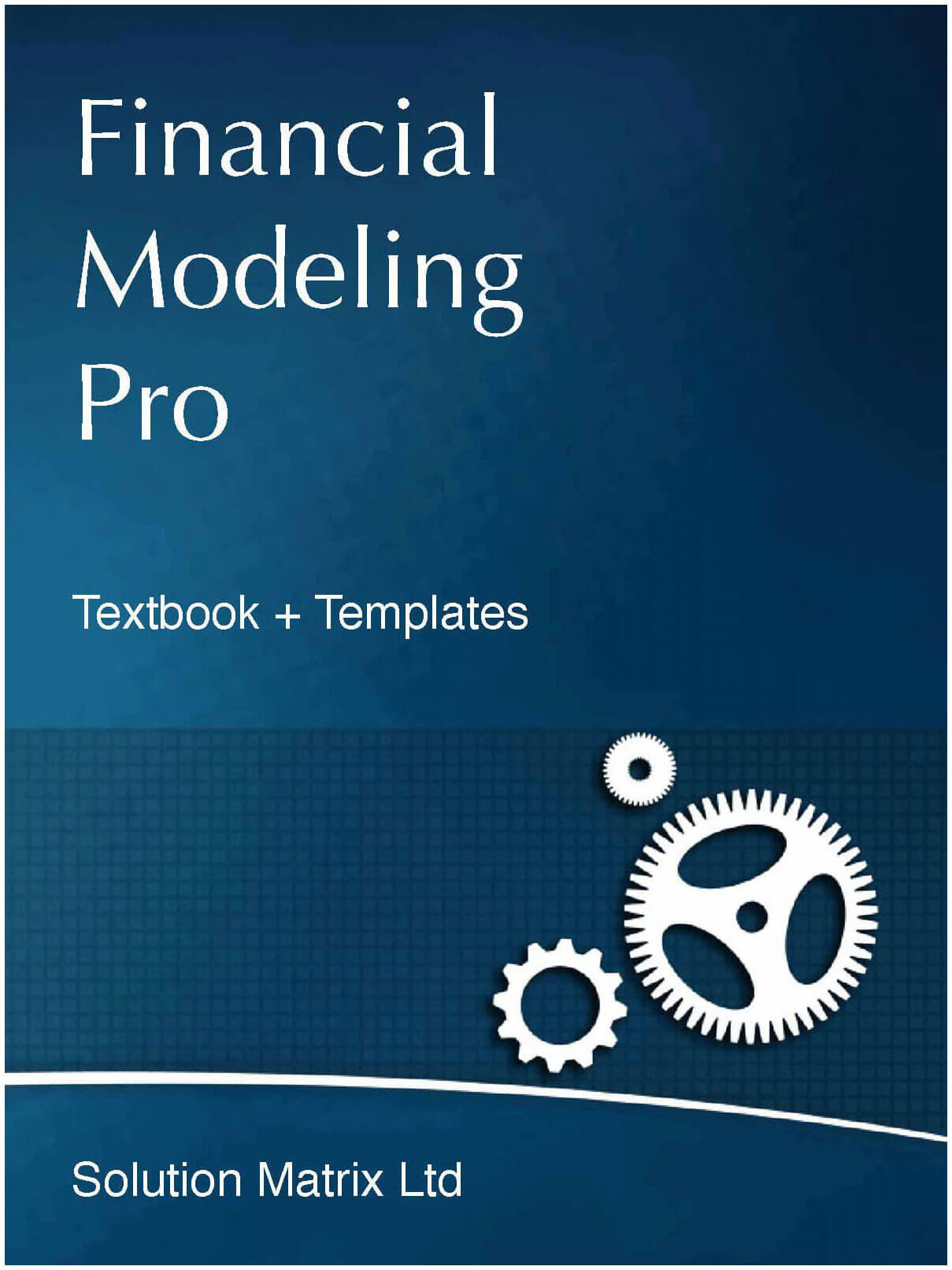 Buy the ebook Finanial Modeling Pro
