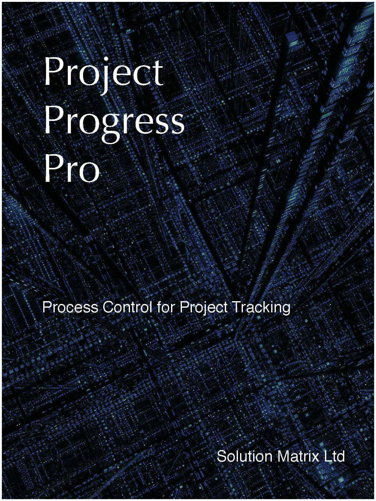 Buy the ebook Project Progress Pro