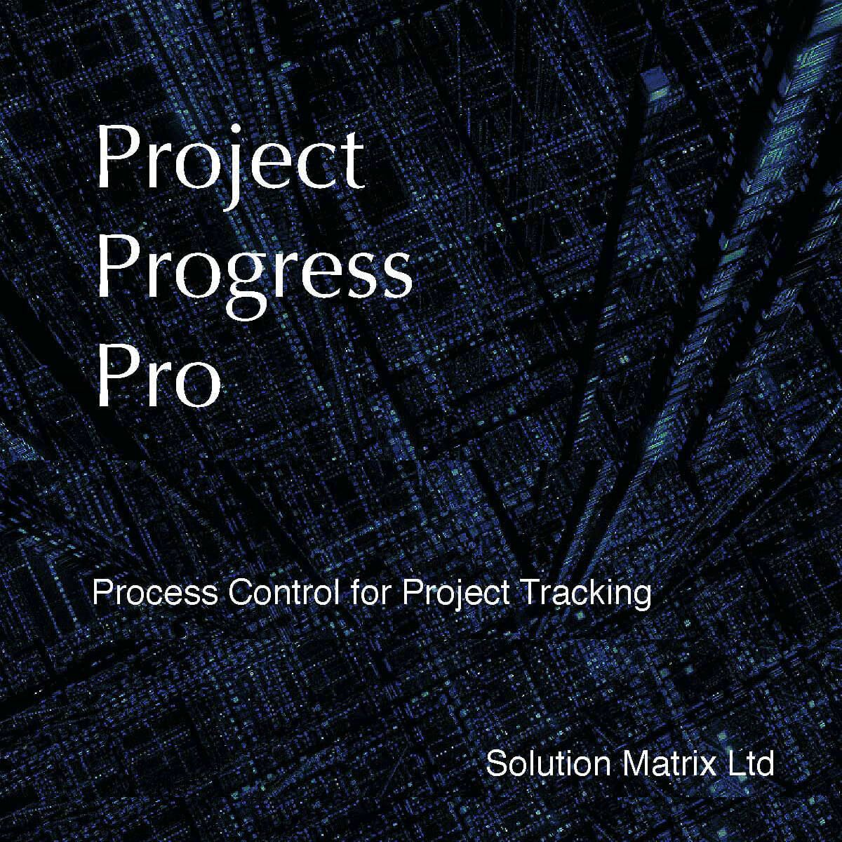 Buy the ebook Project Progress Pro