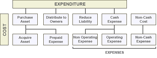 Expenses result when resources are consumed.