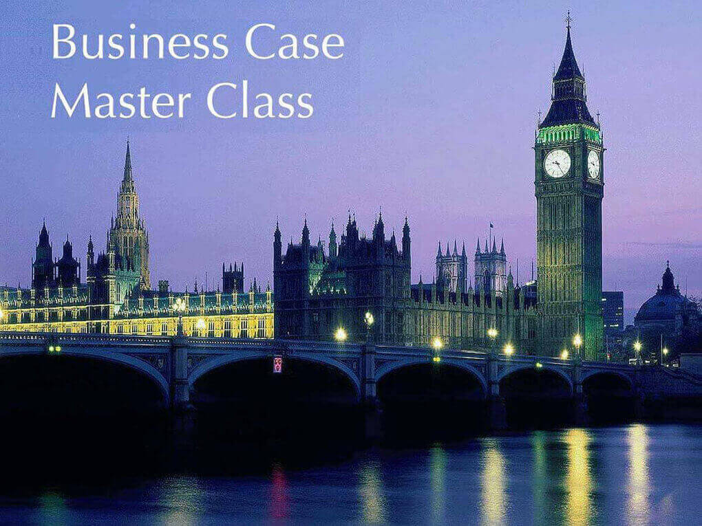 London Business Case Master Class seminars meet in the heart of the city at Trafalgar Square, next to the National Gallery, the Strand, and Covent Garden.